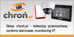 Chroń.pl - Telewizja przemysłowa, Systemy alarmowe, Monitoring IP