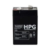 4,5Ah 6V Bateria ładowalna
