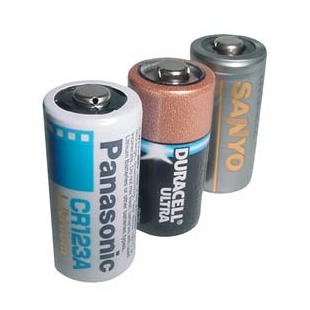 BAT 3V0 CR123A Bateria litowa