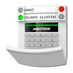 JA-153E Bezprzewodowa klawiatura LED